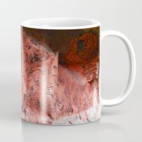 geology Mugs featuring Copper Sheet by Crayle Vanest