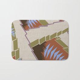 AGONDA Art Deco Modern: BALORAMA LOUNGE Bath Mat