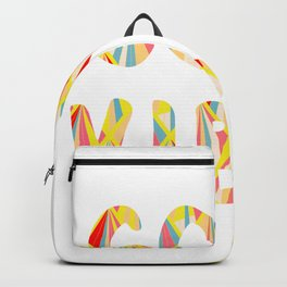 Good Vibes - Tumblr Sticker Backpack