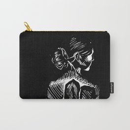 The Woman Carry-All Pouch