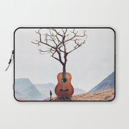 Guitar Tree Laptop Sleeve
