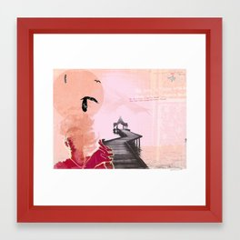 And another thing. Framed Art Print