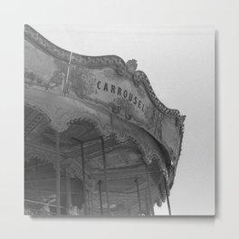 carrousel Metal Print