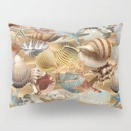 Sea Shell Mania Pillow Sham