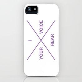 No. 72 iPhone Case