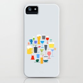 Time to Drink iPhone Case