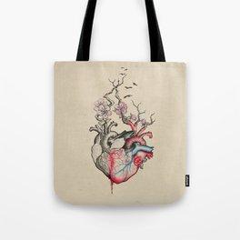 Split/Merge Tote Bag