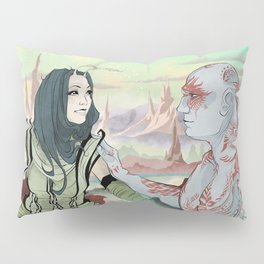 Beautiful on the Inside Pillow Sham