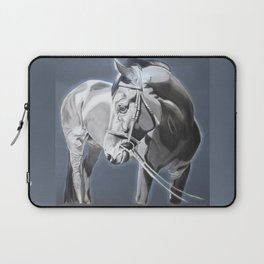 Baltazar II B&W Laptop Sleeve