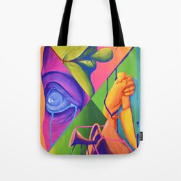 Hear no evil, speak no evil, see no evil, and do no evil Tote Bag