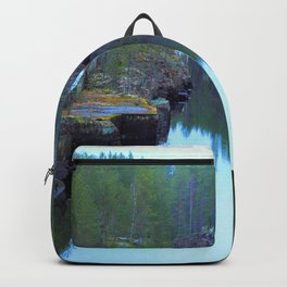 Tranquil Reflections Backpack