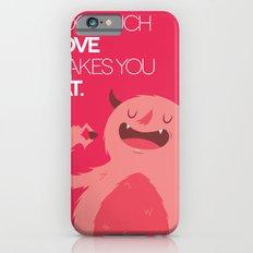 FATTY valentine's day iPhone 6s Slim Case