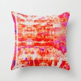 Bioluminescence 3 Throw Pillow