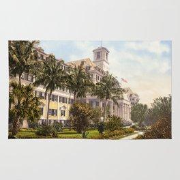 The Royal Poinciana, Palm Beach, Florida, 1900 Rug
