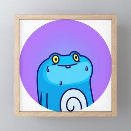 Phibi-yan Framed Mini Art Print