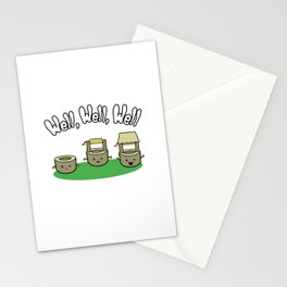 Well, Well, Well Stationery Cards