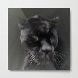 Black Beauty Metal Print