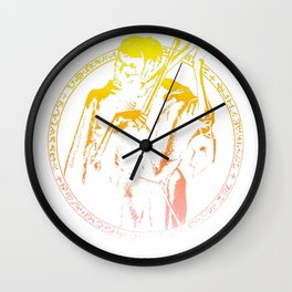 Coroner Punishment For Decadence Wall Clock