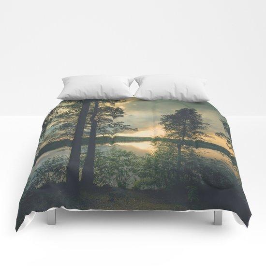 Peekaboo VI Comforters