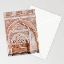 Morocco travel no1 Stationery Cards