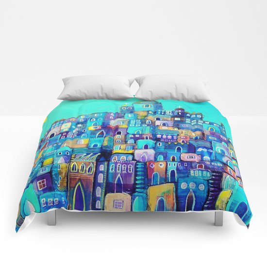 Five Churches Comforters