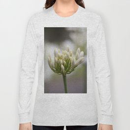 Agapanthus Painting Long Sleeve T-shirt