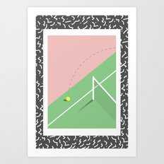 Thats Out Art Print