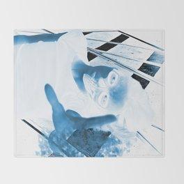 X-Ray Throw Blanket