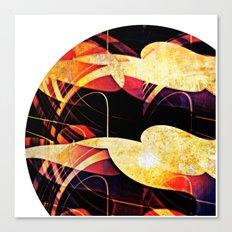 Towards the sun #II Canvas Print