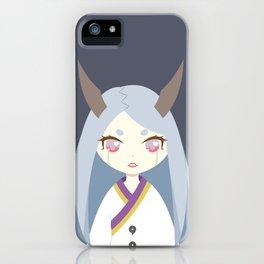 Otsusuki Kaguya iPhone Case