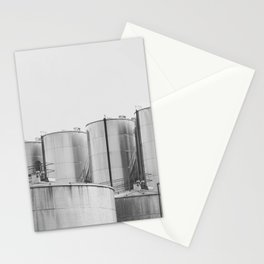 Industrial architecture, urban photography, still life, interior design, interior decoration, city Stationery Cards