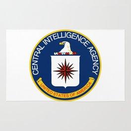 CIA Logo Rug