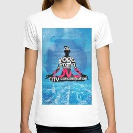 CITY YOGA BOOK T-shirt