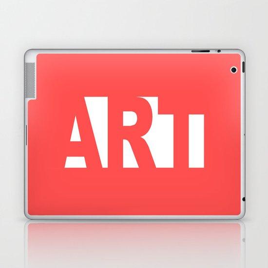 Minimalist  ART Laptop & iPad Skin