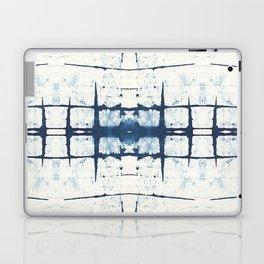 Faded Japanese Shibori Laptop & iPad Skin