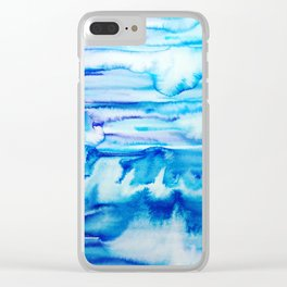 Forever in Blue Jeans Clear iPhone Case