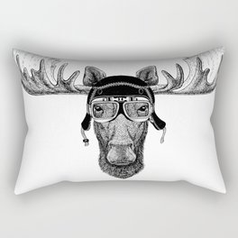 Los Speed Rebel Rectangular Pillow