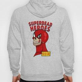 Superdead heroes: spider-dead Hoody