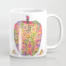 Apple (Pomme) Coffee Mug