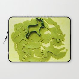 Gingerbread for Grinch Laptop Sleeve