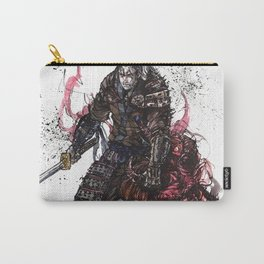 Geralt of Rivia Witcher Samurai Tribute Carry-All Pouch