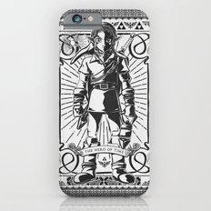 Legend of Zelda - Epic Link Vintage Geek Line Artly iPhone 6s Slim Case