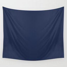 Dark Sargasso Blue 2018 Fall Winter Color Trends Wall Tapestry