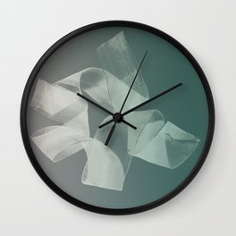 Abstract forms 15 Wall Clock