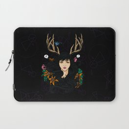 Fawn Girl Laptop Sleeve