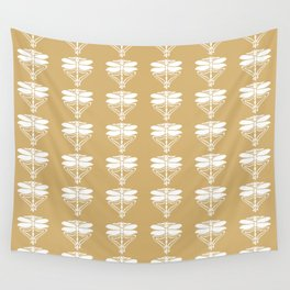 Putty Arts and Crafts Dragonflies Wall Tapestry