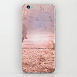 fantasy garden °3 iPhone Skin