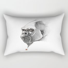 Gorilla Rectangular Pillow