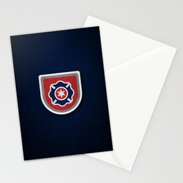 Club Scouts - Men In Red Stationery Cards