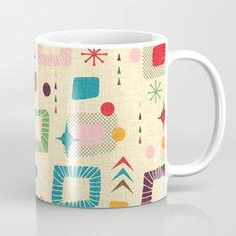 Atomic pattern Coffee Mug